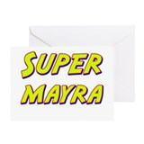 Super mayra Greeting Card