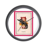 CHUMS Wall Clock