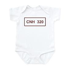 CNH 320 Infant Bodysuit