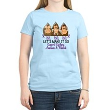 See Speak Hear No Epilepsy 2 T-Shirt
