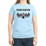 Firefighter Tattoos Women's Light T-Shirt