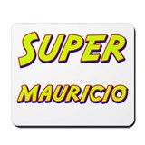 Super mauricio Mousepad