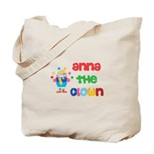 Anna - The Clown Tote Bag