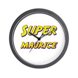Super maurice Wall Clock