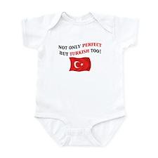 Perfect Turkish 2 Onesie