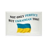 Perfect Ukrainian 2 Rectangle Magnet (10 pack)