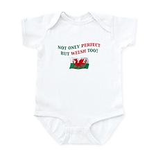 Perfect Welsh 2 Onesie