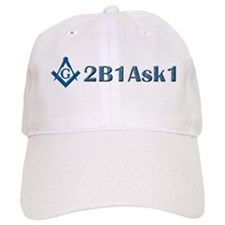 2B1 Ask1 Baseball Cap