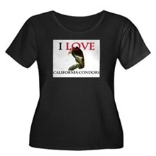 I Love California Condors T