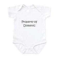 Funny Love domenic Infant Bodysuit