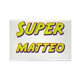Super matteo Rectangle Magnet