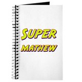 Super mathew Journal