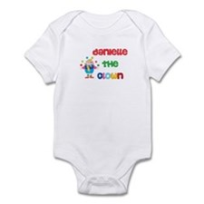 Danielle - The Clown Infant Bodysuit