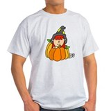 Lil' Witch Pumkin Patch T-Shirt