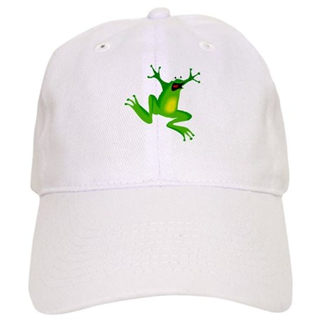 Feeling Froggy Cap