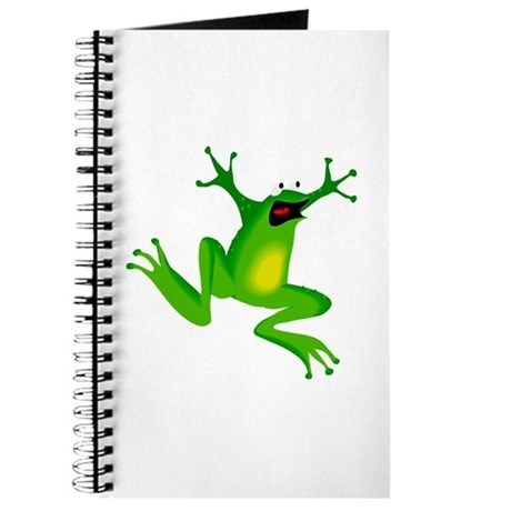 Feeling Froggy Journal