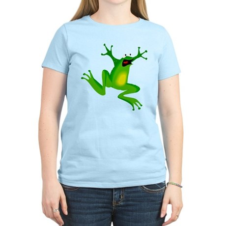 Feeling Froggy Women's Light T-Shirt