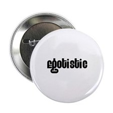 "Egotistic 2.25"" Button (100 pack)"