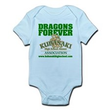 Dragons Forever Infant Bodysuit