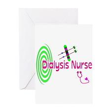 Cute Nephrology nursing Greeting Card