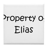 Elias Tile Coaster
