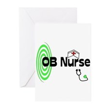Labor & Delivery Nurse Greeting Cards (Pk of 20)