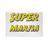 Super marisa Rectangle Magnet