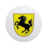 stuttgart Ornament (Round)
