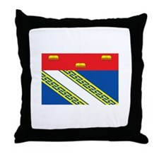 ardennes Throw Pillow