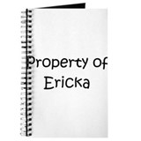 Funny Ericka Journal