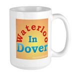 Waterloo In Dover Large Mug
