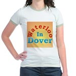 Waterloo In Dover Jr. Ringer T-Shirt