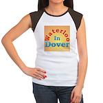Waterloo In Dover Women's Cap Sleeve T-Shirt