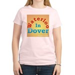 Waterloo In Dover Women's Pink T-Shirt