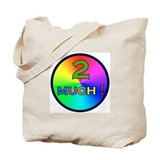 2nd Birthday Tote Bag