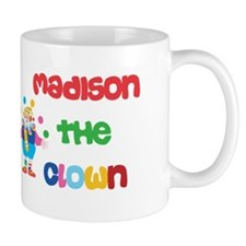 Madison - The Clown Mug