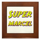 Super marcel Framed Tile