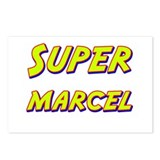 Super marcel Postcards (Package of 8)