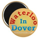Waterloo In Dover Magnet