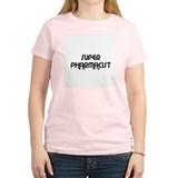 SUPER PHARMACIST Women's Pink T-Shirt