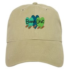 Burn Unit Nurse Baseball Cap