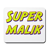 Super malik Mousepad