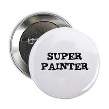 """SUPER PAINTER 2.25"""" Button (100 pack)"""