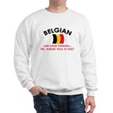 Good Lkg Belgian 2 Sweatshirt