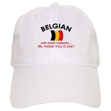 Good Lkg Belgian 2 Baseball Cap