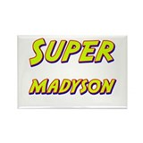 Super madyson Rectangle Magnet