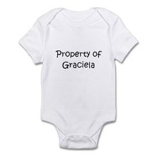 Unique Graciela Infant Bodysuit