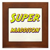 Super maddison Framed Tile