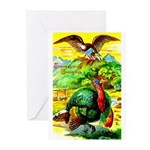 An American Thanksgiving Greeting Cards (Pk of 10)