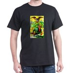 An American Thanksgiving Dark T-Shirt